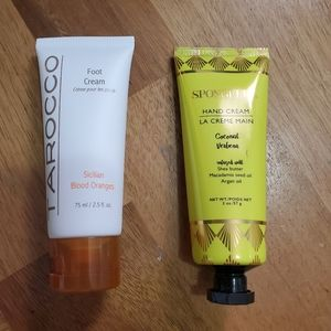 Hand & Foot Cream Set
